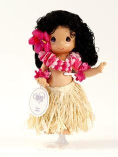 Malia Precious Moments Doll | Shops of Hawaii She's really cute!