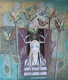Painting - Mother Nature by Johanna Virtanen , Original Paintings, Fine Art America, Mother Nature, Painting, Art, My Arts, Nature Paintings, Poster, Prints