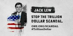 People in some of the world's poorest countries are being deprived of $1 trillion every year. And you can do something about it! Tell US Treasury Secretary Jack Lew to stop this #Trillion Dollar #Scandal.