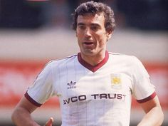 LEGEND: A one club man in the true sense of the word, Trevor Brooking joined West Ham in 1967 from school and stayed 17 years, making 636 appearances and scoring 103 goals. West Ham's regular No 10 headed the winner in the 1980 FA Cup final against Arsenal and also bagged five for his country among the 47 caps he won for England. He took temporary charge of the team battling relegation in April 2003 and having had the MBE and CBE he was knighted in 2004