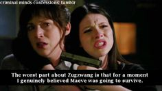Absolutely! I was SO shocked, still get goosebumps even thinking about it... Broke my heart. <3 | criminal minds