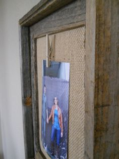 three set rustic picture frame