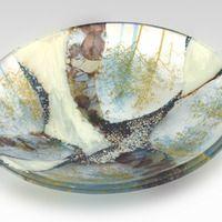 R.A. Morey Kiln Formed Glass Fused Glass - bowls - bowls