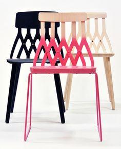 ~ i love these: Y Chair by sami kallio #furniture #design #chair #modern