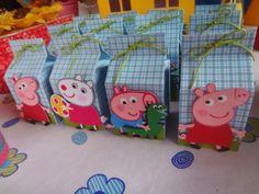Scrap em Festa: Clara Luz 4 anos - Festa Peppa Pig