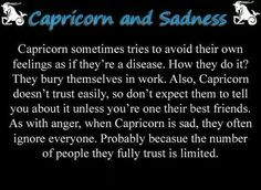 ik how it works too my best guy friend is a capricorn along with my dad i have to force them to talk which is easy for a virgo to make them talk ~Aqua Ashley Zodiac Capricorn, All About Capricorn, Capricorn Quotes, Zodiac Signs Capricorn, Capricorn And Aquarius, My Zodiac Sign, Zodiac Quotes, Zodiac Facts, Capricorn Female