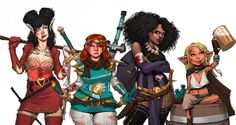 Rat Queens: Put the sexy back in large wholesale slaughter! | Pop Verse