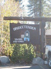 Bridgetender in Tahoe City was recognized by our readers as the best family restaurant in North Lake Tahoe.