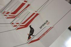 Desain Brosur Pop Up - Spiralis lab Creative open container 2 Pamphlet Design, Leaflet Design, Creative Brochure, Brochure Design, Pop Up 3d, Brochure Format, Paper Architecture, Printing And Binding, Paper Pop