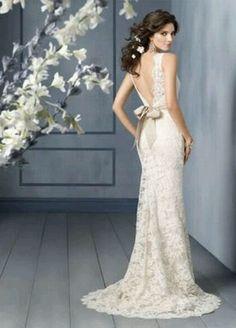 Mi vestido de bodas!