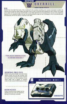 Transformers Universe - Gallery: G1 Overkill