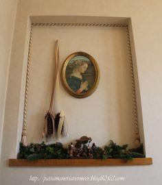 2011年クリスマスフェア クリスマスフェア 松かさオーナメント・・・「Chez Mimosa シェ ミモザ」     ~Tassel&Fringe&Soft furnishingのある暮らし~     フランスやイタリアのタッセル・フリンジ・ファブリック・小家具などのソフトファニッシングで、暮らしを彩りましょう       http://passamaneriavermeer.blog80.fc2.com/