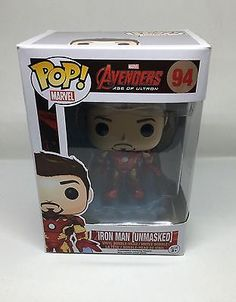 Funko-Pop-Marvel-Avengers-Age-of-Ultron-Iron-Man-Unmasked-94-Amazon-exclusive