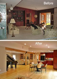 Ranch House Remodel peco - an exelon company | conversion process | rancher remodel