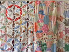 lovely vintage quilts