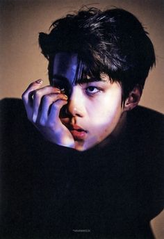 Sehun - 160609 'EX'ACT' album contents photo - [SCAN][HQ] Credit: Your Breeze.