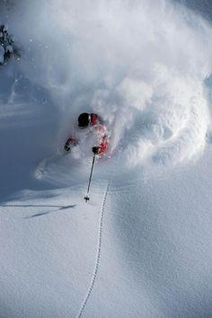 Best Ski Photography | Powder Skiing | Photo Annual | Skiing Magazine #SkiingMagazine