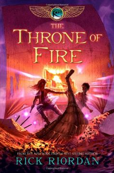 Bestseller books online The Throne of Fire (The Kane Chronicles, Book Two) Rick Riordan  http://www.ebooknetworking.net/books_detail-1423140567.html
