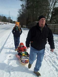 Worth reading. This is exactly what GCS is all about.   As most of you already know, Atlanta doesn't get a lot of snow, and even 1-2 inches of snow can paralyze the city and cause thousands of vehicles to be stranded on the roads. But on the days and nights like these, we see how great human hearts are. Atlanta area experience over 1000 car accidents, blocked major intestates, and had dozens of thousands of stranded vehicles with families, women with kids, pregnant women and aged people…