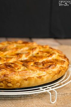 Food C, Good Food, Yummy Food, Quiches, Puff Pastry Recipes, Cheese Appetizers, Portuguese Recipes, Macaroni And Cheese, Cake Recipes