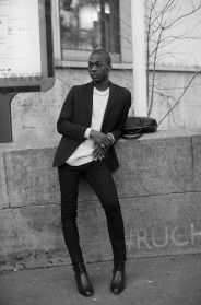 On the Street…Palais de Tokyo, Paris «  The Sartorialist