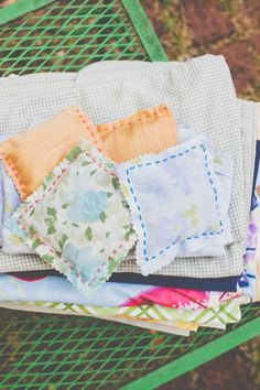 HOW TO MAKE SACHETS (+ USE AS DRYER SHEETS!)