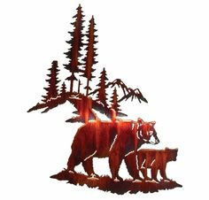 """Figure out more relevant information on """"metal tree art decor"""". Have a look at our site. Metal Tree Wall Art, Metal Art, Laser Cut Metal, Tree Artwork, Metal Projects, Art Projects, Welding Projects, Tree Sculpture, Wall Sculptures"""