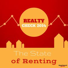 What does the state of #renting look like in 2014? | #apartment #rental #trends #rent #multifamily #apartments #trend