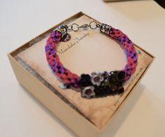 Braided Kumihimo Bracelet $ 16.00