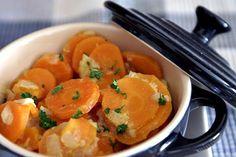 La recettes des carottes Vichy au Thermomix. Le seul plat de carottes pour lequel tout le monde voudra se resservir, même les enfants !