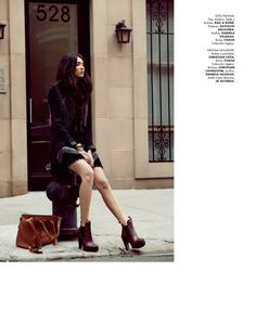 Santiago Ruisenor Captures Casual Chic Looks for Elle Mexicos September Issue