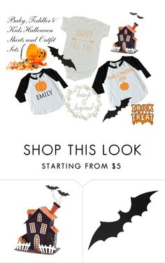 """SHOP - Bump and Beyond Designs"" by ladymargaret ❤ liked on Polyvore featuring Melrose International"