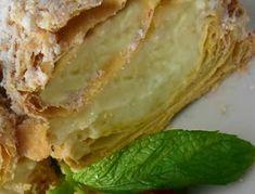 ΜΑΓΕΙΡΙΚΗ ΚΑΙ ΣΥΝΤΑΓΕΣ: Μιλφέιγ με απίθανη κρέμα!!! Cookbook Recipes, Cooking Recipes, Cabbage, Vegetables, Ethnic Recipes, Food, Chef Recipes, Essen, Cabbages
