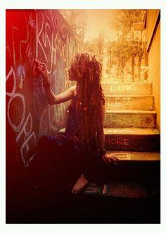 Boho Graffiti #EllaBellaBee9