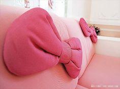 new pillows?