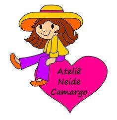 Logotipo do Ateliê Neide Camargo!  www.facebook.com/NeideCamargoAtelie