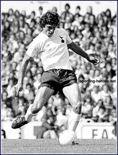 Keith Osgood - Tottenham