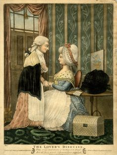 The Lover's Disguise, 1782, British Museum, Museum No. 2010,7081.1936