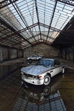 BMW 3.0 CSi & Porsche RS 3.0