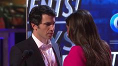 Mindy Kaling and Chris Messina TV Couple of the Year - People Magazine Awards 2014  The Mindy Project, Mindy Lahiri, Danny Castellano, Chemistry, Love