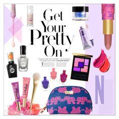 """Get Your Pretty On 