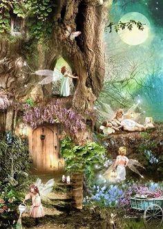 ≍ Nature's Fairy Nymphs ≍ magical elves, sprites, pixies and winged woodland faeries - Charlotte Bird Fairy Dust, Fairy Land, Fairy Tales, Elfen Fantasy, Elves And Fairies, Fairy Pictures, Love Fairy, Beautiful Fairies, Beautiful Unicorn