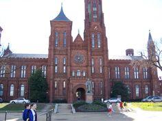 Smithsonian Castle!