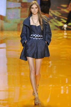 DKNY Spring 2009 Ready-to-Wear Collection Photos - Vogue