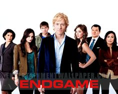 Endgame - I really like the character, the show is alright