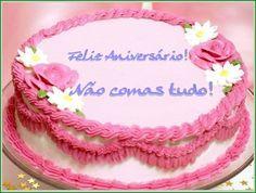 receita de bolo de aniversario mensagem de feliz aniversario | COMO OFERECER UM BOLO DE ANIVERSÁRIO EM FORMA DE POSTAL VIRTUAL