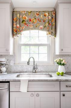 37 Best Kitchen window treatments images | Kitchen window ...