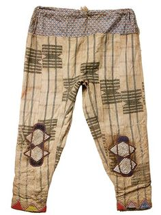 Yoruba Ashoke textiles