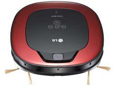Aspirateur robot LG VR8600RB pas cher prix promo Robot aspirateur Conforama 449.99 € TTC au lieu de 599.99 €