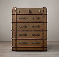 Restoration Hardware - Richards' Trunk Large Chest